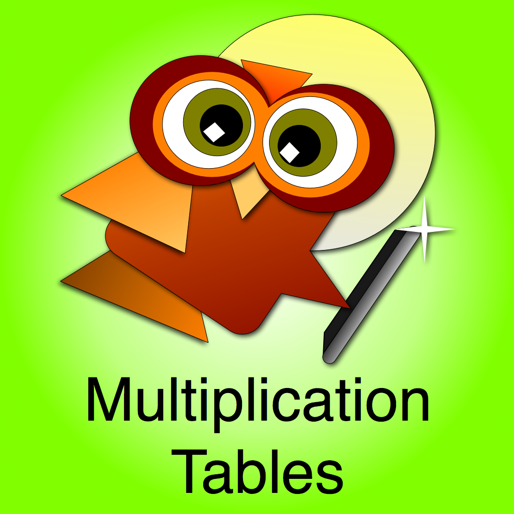 AppTutor MT - Multiplication Tables