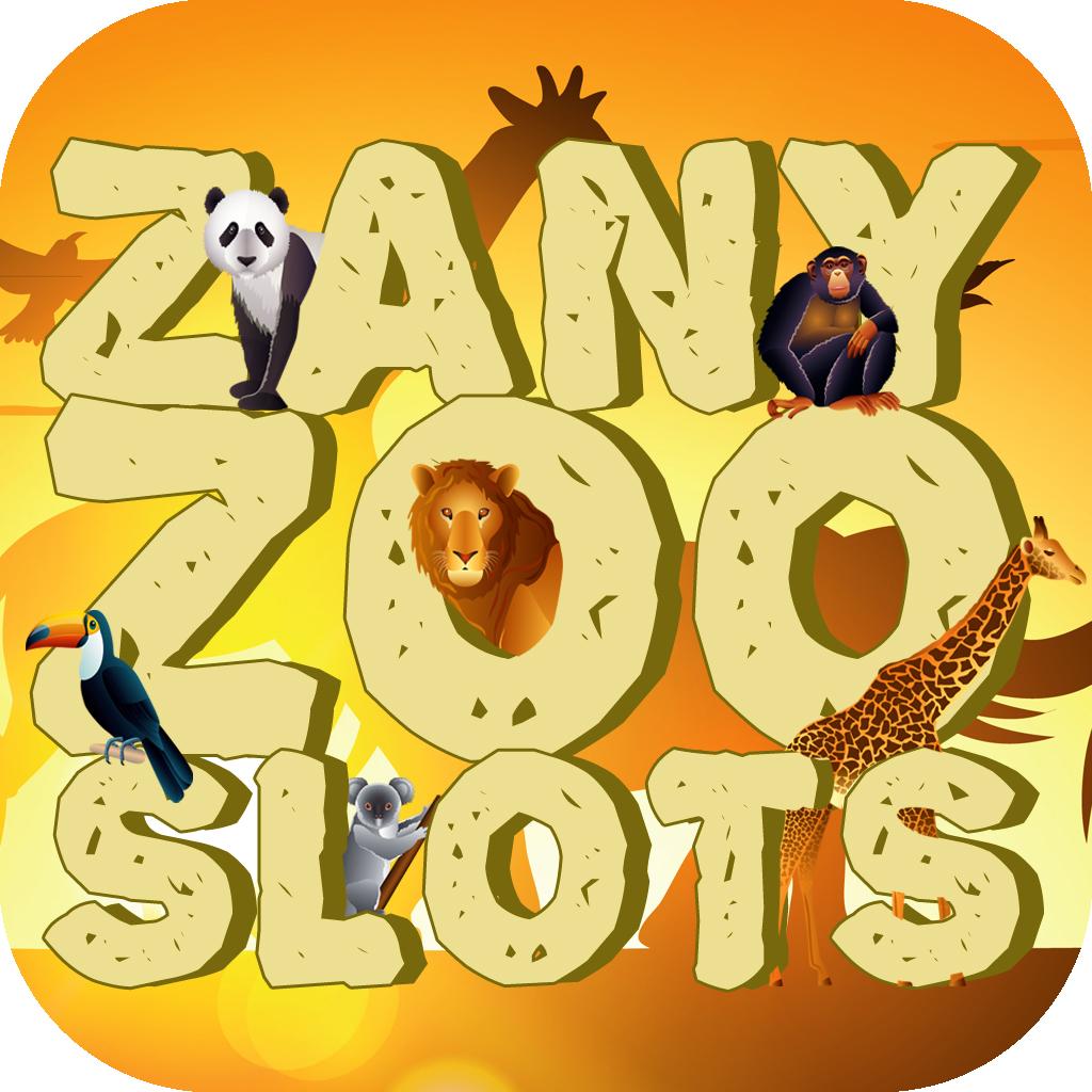 Zany Zoo Slot Machine - Lucky Jackpot Blast
